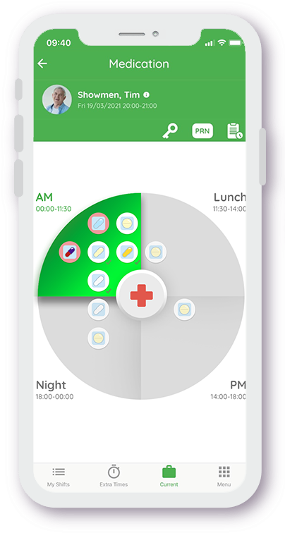 Careberry Mobile App